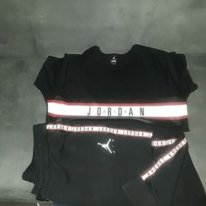 Air Jordan nike outfit brand new size XL